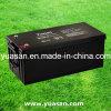 Верхним стабилизированным загерметизированная качеством свинцовокислотная батарея UPS AGM 12V220ah -- Np220-12
