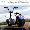 Motorino dell'equilibrio di auto delle 2 rotelle 1000 watt di motorino elettrico Citycoco con un telecomando delle 2 sedi