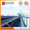 Correa convencional que transporta el sistema para la escoria de cemento