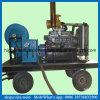 Máquina diesel de alta presión de la limpieza del tubo de alcantarilla de la arandela del tubo de desagüe