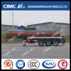 판매 Promotion 3axle Naoh 또는 Caustic Soda Liquid Tanker