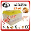 Egg automatique Incubator avec la faible consommation d'énergie
