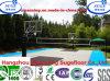 PP modificados para requisitos particulares que enclavijan solar modular suspendido de los deportes