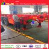 Du port terminal 2axle 20FT du conteneur 20ton de squelette remorque semi