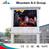 Pantalla completa Publicidad color P8 LED Display Billboard al aire libre