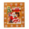 Regalo di Natale tradizionale sacchetto di carta