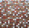 15X15X8m m Glass Mix Marble Mosaic (VMS208)