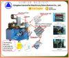 Automatische Chemische Doserende en Verpakkende Machine voor de Afstotende Mat van de Mug