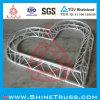 Braguero anormal de aluminio de Heartshape del braguero del arco del braguero