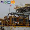 Produção combinada 500kw da potência da eletricidade - gerador do gás 2MW natural, gerador do LPG
