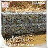 Galvanized resistente Gabion/Steel Mesh Gabion para Protection