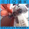 1220*2440mm que a película antiderrapante de 18mm Brown enfrentou a madeira compensada, 4X8' Waterproof a madeira compensada