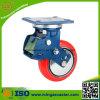Hochleistungsschlag-Absorption PU-Fußrolle