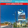 Green Power Werbung Billboard Solar System