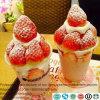 De Roomkan van de yoghurt met het Aroma van het Fruit van de Aardbei van Leverancier Tianjiao