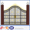 공상 Wrought Iron Gate 또는 Fashionable Wrought Iron Gate