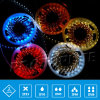UL SMD 5050 RGB 60 LED del CE por el contador LED flexible Stri