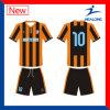 Healong ha personalizzato disegno della Jersey di calcio di sublimazione il nuovo