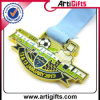 Grosses Award Medal mit Ribbon für Your Design Logo