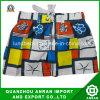 Shorts da praia das crianças com poliéster