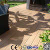 Colorful Garden Home Decking Wood-Plastic Composite