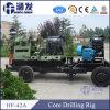 Hf 42A Geotechnical 드릴링 기계, 중핵 견본 드릴링 리그