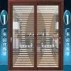Bonne qualité et portes coulissantes en aluminium de prix concurrentiel