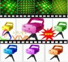 Luz a todo color del disco de la etapa de la luz laser del equipo de la etapa mini (QC-LS012)