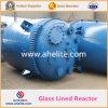 Kwaliteit van Withtop van de Tank van de Reactie van de Reactor van het Schip van de hoge druk de Glas Gevoerde Chemische