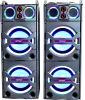 Dubbel 10 Duim 2 Spreker van het Stadium van de Manier de Passieve Innovatieve Bluetooth E330