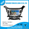 GPS, Bt 의 iPod, USB, 3G, WiFi를 가진 Hyundai Elantra 2013-2014년을%s 2DIN Audto Radio DVD Player