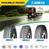Chinesische Reifen, doppelter Strecke-Gummireifen, heller Förderwagen-Gummireifen