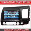 Lettore DVD speciale di Car per Honda Civic Right Driver (CY-7904)