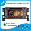 Androide 4.0 Car Stereo para Suzuki Grand Vitara 2008 con la zona Pop 3G/WiFi BT 20 Disc Playing del chipset 3 del GPS A8