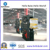Small Vertical Waste Paper Baler Compacting Plastic