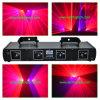 Головная система выставки лазерного луча партии Красн-Пурпуровые 4 (LV25RB)