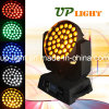 RGBWA 5in1 LED Moving Head Wash met Zoom