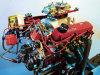 Motor en Motoronderdelen voor het Graafwerktuig van KOMATSU