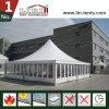 barraca do famoso de 10mx10m com projeto branco do Pagoda do telhado do PVC