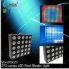 Diodo emissor de luz americano Wash/Blinder da matriz do DJ Dotz (VG-LMS025A)