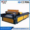 Machine 1325 de gravure de laser de découpage de laser de CO2 d'Acut Jinan