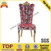 Cadeiras de jantar confortáveis do projeto luxuoso do hotel