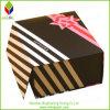 Rectángulo plegable de empaquetado del regalo de la joyería del papel de buen valor con el imán