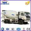 Bon petit camion de mélange de béton de Rhd de volume de la qualité 6m3
