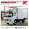 Dongfeng Duolika 4X2 2 toneladas de Payload Mini Van Cargo Truck