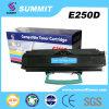 Laser Printer Compatible Toner Cartridge de la cumbre para Lexmark E250d