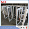 Impato de vidro Windows do frame de China UPVC