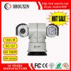 Câmera infravermelha inteligente do CCTV da fiscalização do carro da visão noturna do zoom 100m de Sony 18X com limpador