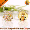 Hot Gift Finger Ring Diamond USB Stick Flash (YT-6271)