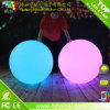 Bola impermeable vendedora caliente del RGB LED del plástico